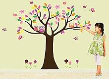 SuperStudio Aufkleber Farbe Tree