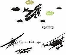 SuperStudio Aufkleber Fly Away