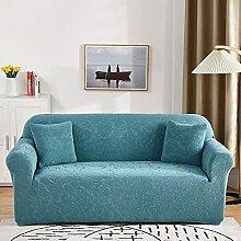Superweiche Sofabezug L Form beige für 3 sitzer