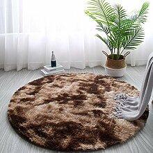 Superweicher zotteliger Teppich für den