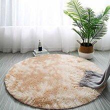 Superweicher zottiger Teppich für den