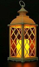 SUPEWOLD Marokkanische Vintage Laterne Lichter