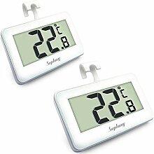 Suplong Kühlschrankthermometer, digital,