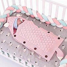 Suppemie Winter-Fußsack Für Kinderwagen Baby