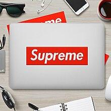 Supreme Aufkleber [5x/100/20PCS, 19,1x