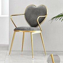 SUPRIEE Esszimmerstühle Schmiedeeisen Stuhl