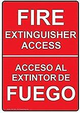 SUPVIVI 12x16 OSHA Warnschild Warnschild