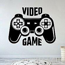 SUPWALS Wandtattoos Ps4 Game Gamer Controller