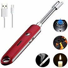 Surenhap Flammenloses Kerzen-Feuerzeug, USB