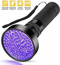 Surenhap UV-Taschenlampe, 100 LEDs,