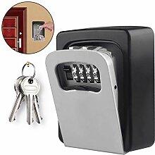 Suriz Schlüsselsafe Schlüsseltresor mit