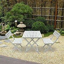 Surun Klapptisch Stühle Camping Outdoor Balkon