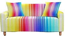 Surwin Elastisch Sofa Überwürfe 1 2 3 4 Sitzer,