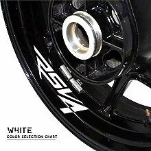 SUSHANCANGLONG Motorradrad Reifen Aufkleber