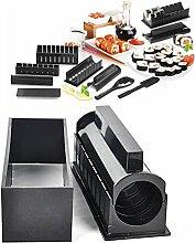 Sushi-Set, DIY-Sushi-Formen, Sushi-Werkzeug-Set