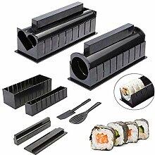Sushi-Set für Anfänger, 10-teiliges