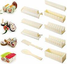 Sushi-Set für Anfänger, komplettes Sushi-Set,