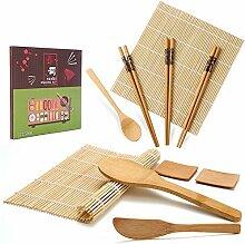 Sushi-Set Iooleem (Bambus-Set)