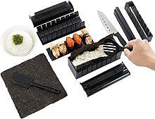 Sushi-Set zum Selbermachen für Anfänger,