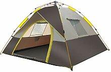 SUSHOP Instant-Pop-Up-Camping Zelte für 2-3