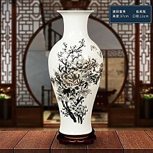 suxiaopei Große Reiche Bambus Pfingstrose Vase