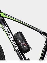 Suyifan Fahrradhaltertasche Carbon Hard Shell Kit