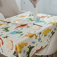SUYUN Tischdecke rechteckig Stil Einfache