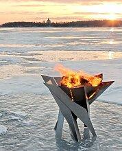 SvenskaV Design-Feuerkorb/Feuerschale