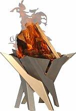 Svenskav Design-Feuerkorb Phoenix L