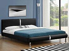 SVITA Doppelbett Polsterbett Bettgestell Bett