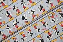 Swafing GmbH - Stoff - Disney Jersey Mickey Mouse