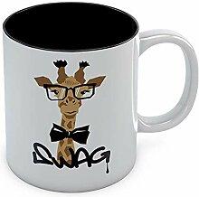 Swag – Hipster Giraffe Kaffeetasse/Teetasse –