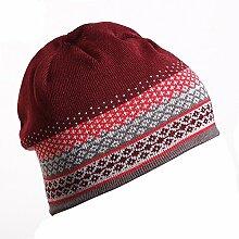 Swallowuk Herren Damen Winter Warm Knit Ski Beanie