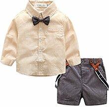 Swallowuk Kinder Junge Kleidung Spielanzug