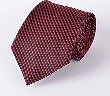 Swallowuk Männer formale Abnutzungs-Geschäftsbindung Hochzeits-Bindung 8cm (7)