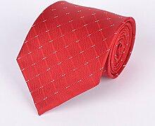 Swallowuk Männer formale Abnutzungs-Geschäftsbindung Hochzeits-Bindung 8cm (2)