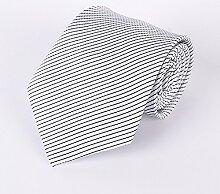 Swallowuk Männer formale Abnutzungs-Geschäftsbindung Hochzeits-Bindung 8cm (13)