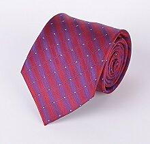 Swallowuk Männer formale Abnutzungs-Geschäftsbindung Hochzeits-Bindung 8cm (16)