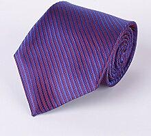 Swallowuk Männer formale Abnutzungs-Geschäftsbindung Hochzeits-Bindung 8cm (25)