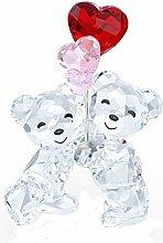 Swarovski 5185778Bären mit Herz Luftballons