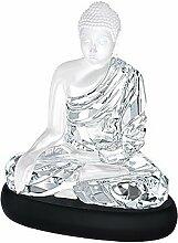 Swarovski Buddha Figuren, groß