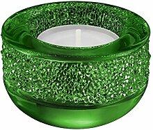Swarovski Shimmer Teelicht Green Shimmer Tea Light