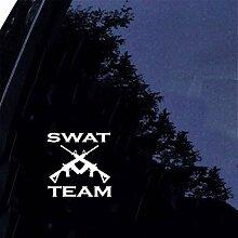 Swat Aufkleber Aufkleber Polizei Miltary Swat Team