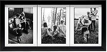 SweeHome Collage-Bilderrahmen mit DREI abnehmbaren