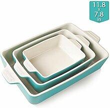 Sweejar Keramik Bakeware-Set Auflaufform