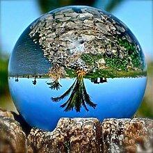 SWEEPID Fotokugel Glaskugel Klare Kristallkugel