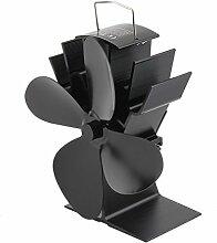 Sweepid Stromloser Kaminofen Ventilator Stove Fan