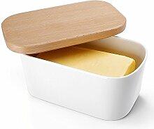 Sweese 302.101 Butterdose Porzellan mit