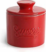 sweese Butter Keeper keramikpfeiler-Porzellan