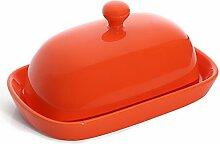 sweese Butterdose-Porzellan Keeper mit Gericht